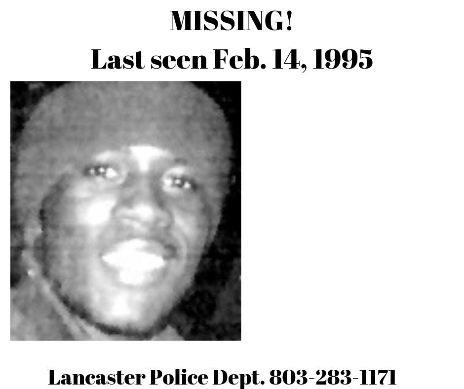 **MISSING: 18-year-old Farrika Brown was last seen at home on February 14, 1995. Investigators suspect foul play. Today, he'd be 42. It only takes ONE person to find a missing person. #MissingPersonMonday #scnews