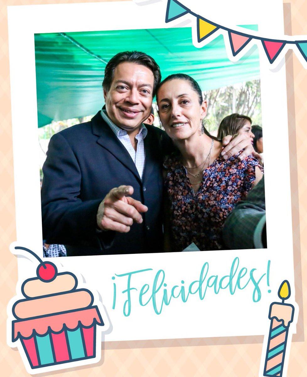 ¡Feliz cumpleaños @Claudiashein ! Gran abrazo 🎂🎊🎈🎉