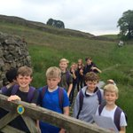 Image for the Tweet beginning: Kentmere walk! #vgmspe