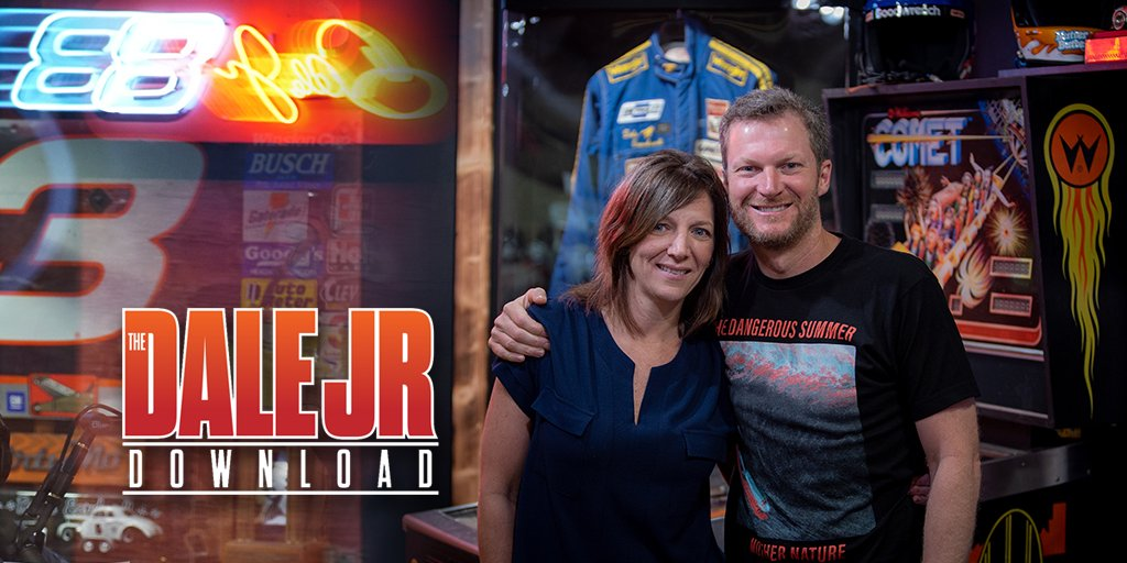 New @DaleJr Download with @EarnhardtKelley: We Saved Each Other  😈Daredevil Kelley 👨‍👩‍👧‍👦Intimidating Childhood 🔚DEI Departure 🧸Woobies 🛠️Redneck Life Hacks  LISTEN TO THE #DJD Web: http://bit.ly/2H17XzJ   @ApplePodcasts: https://apple.co/2Fkf9Wd   @Google: http://bit.ly/2Hw7l8d