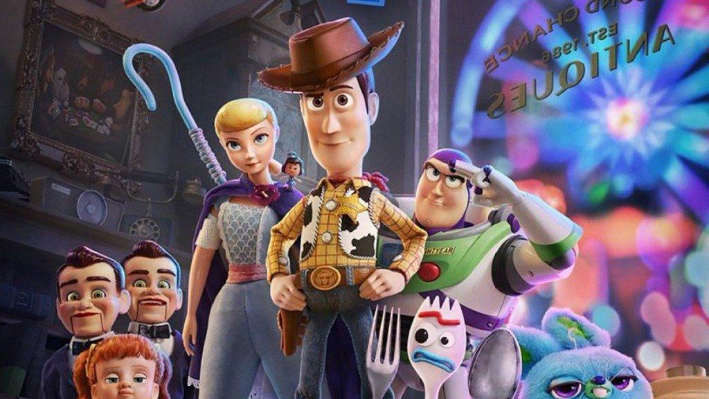Toy Story 4, en solo tres días, superó el millón de espectadores en Argentina