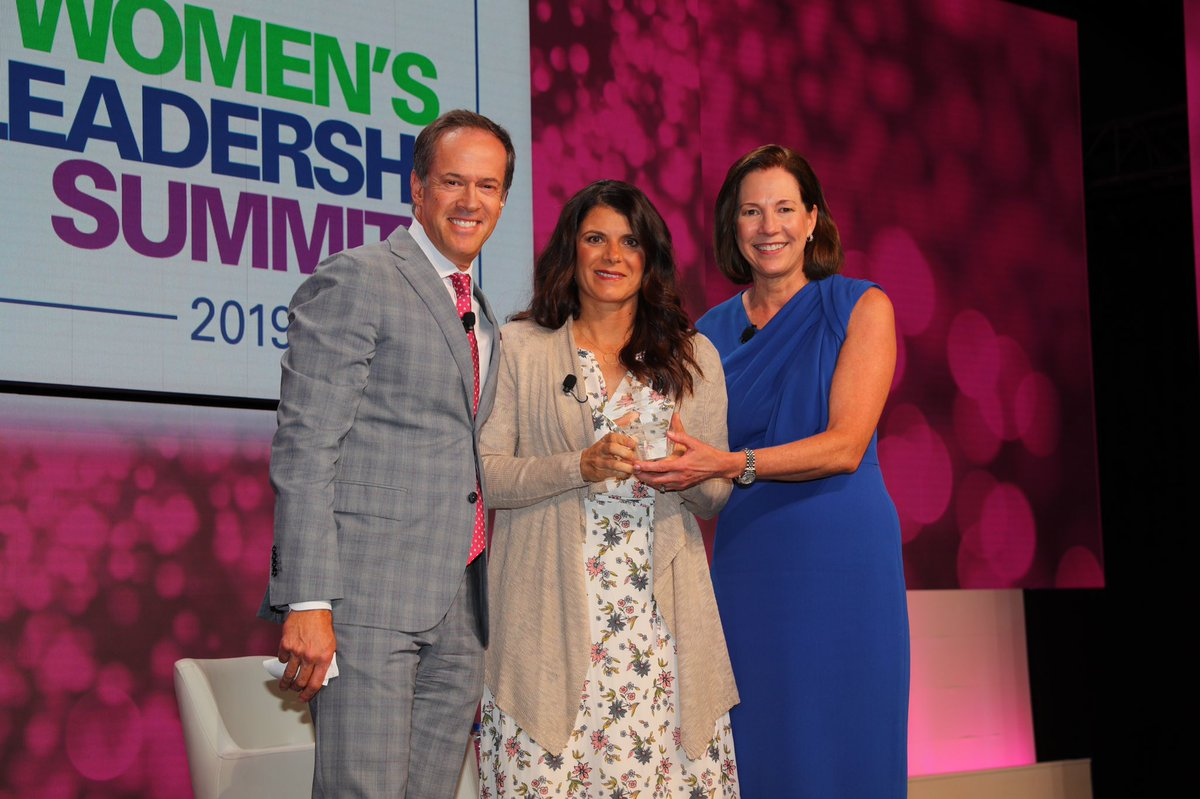 Honored to receive the 2019 KPMG #InspireGreatness Award. Thank you @KPMGInspire.