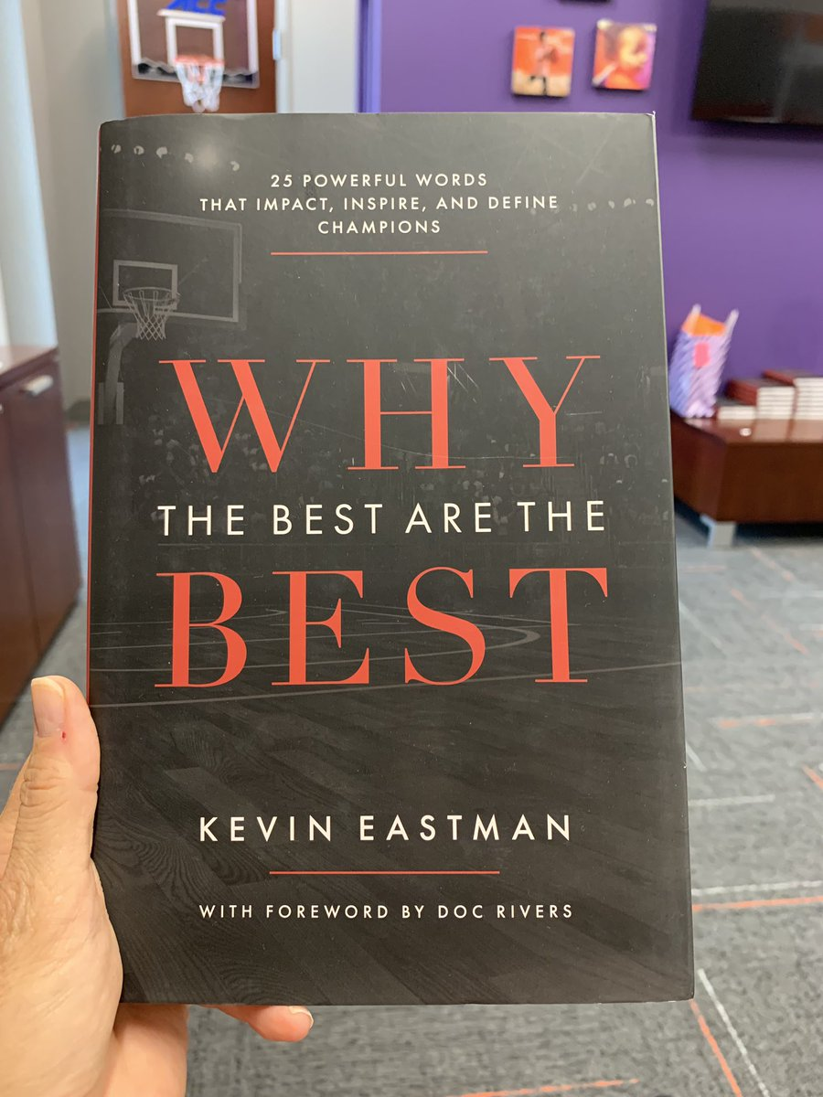Team 45's summer read has arrived. Excited for this crew to dig into this gem and grow! Thanks for the wisdom @kevineastman #TLC #ReadingisFun