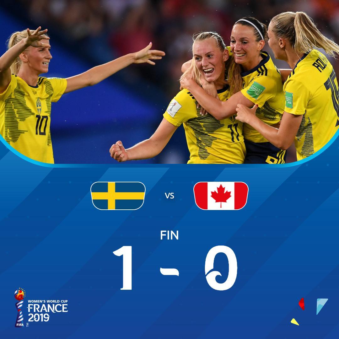 Suède-Canada
