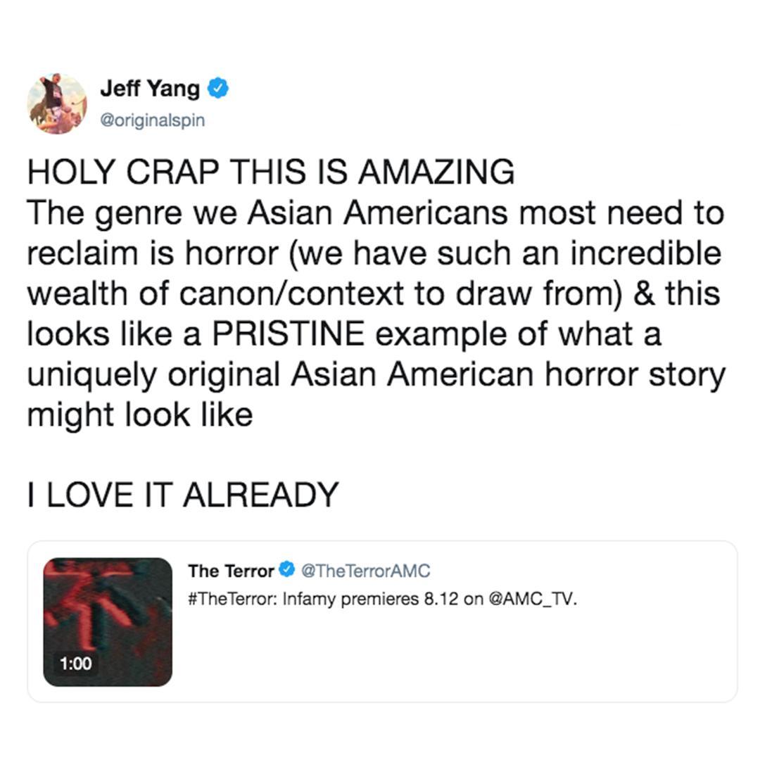 The Terror on Twitter: