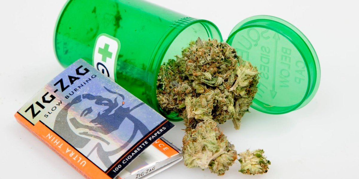 Colorado passes $1 billion in marijuana revenue since 2014 http://bit.ly/2L9D3JQ