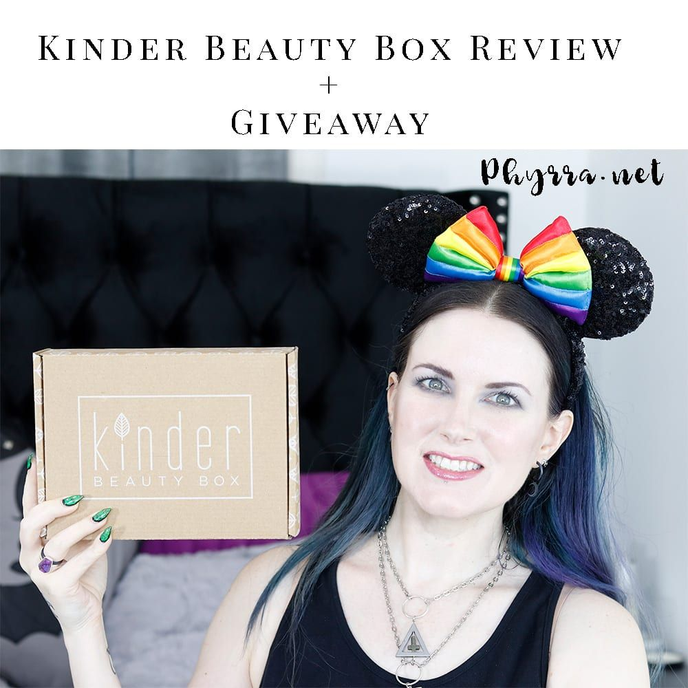 Have you entered my @KinderBeautyBox giveaway? Please RT!  https:// buff.ly/2WTWXe7     #crueltyfree #veganbeauty <br>http://pic.twitter.com/XINaLzCxp5