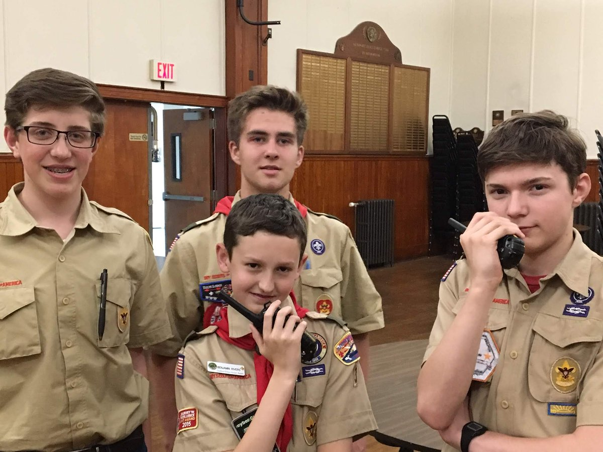 Did you see the article in today's @TheNewportDaily News about Newport, RI hams and scouts working together, alongside Newport Fire & Police, to help our city?  http://newportdailynews.ri.newsmemory.com/publink.php?shareid=1bf5c9664 … #hamradio #communications resilience #ScoutMeIn