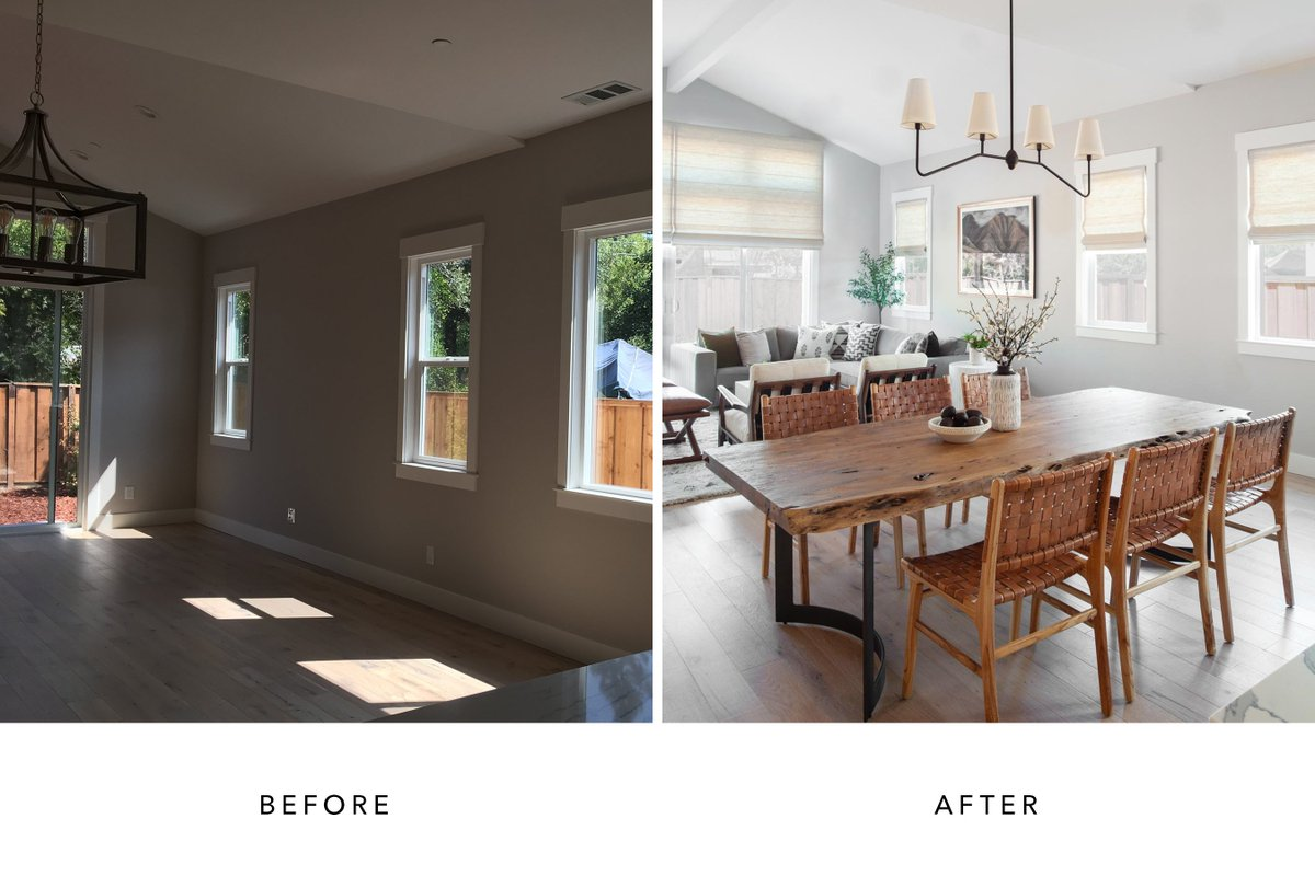 There are very few things in life as gratifying as a good before-and-after reveal. We're partial to the interiors kind. We know how to helm a renovation that will wow. Take a look at our very best:  https://t.co/xYrJqOw4d3 https://t.co/MqzvglzVlK
