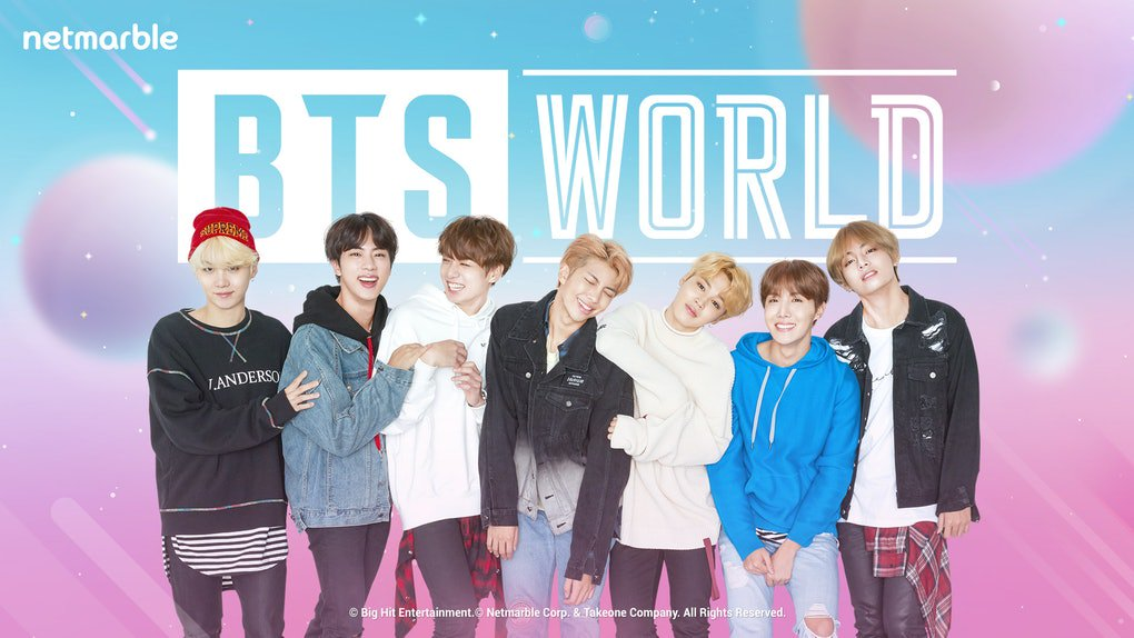 If playing games with actual human characters is problematic, then why do people play sport games with actual players? Is that controlling? No, you just play games WITH the characters. BU is also narratives with the characters. So excited for BTS World! #BTSWORLD @BTS_twt