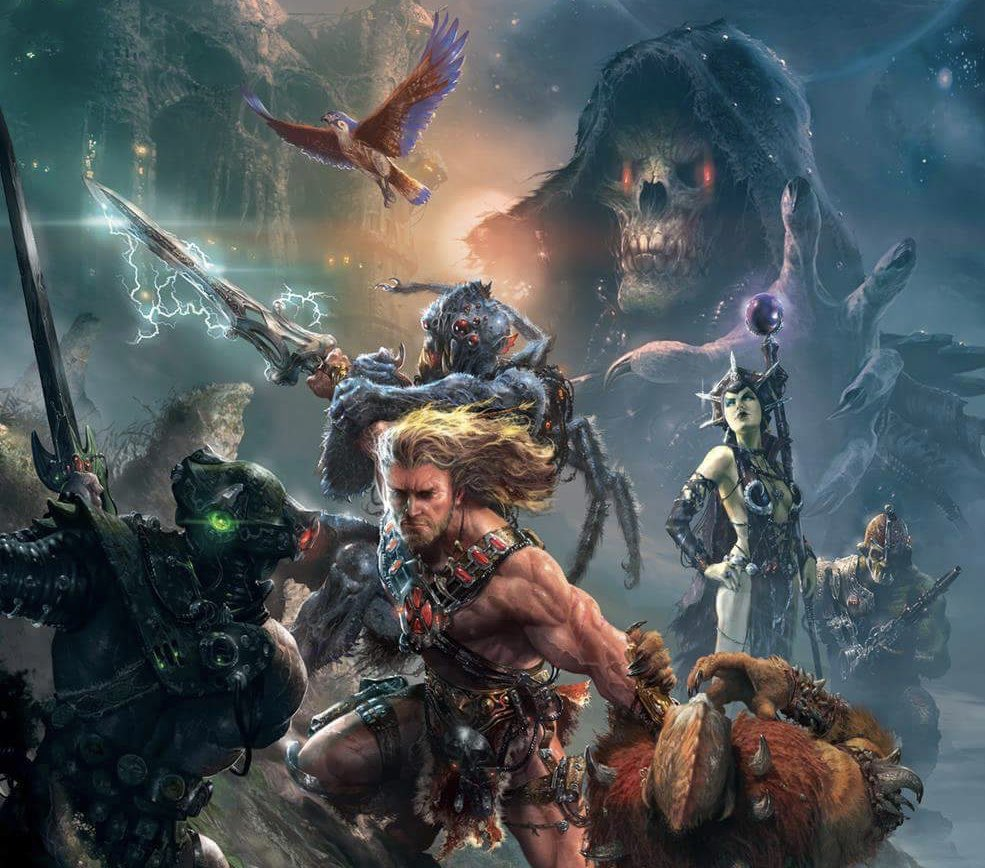 Assistant Costume Designer Phillip Boutte Jr. (Black Panther, Justice League) has joined Sony's #MastersoftheUniverse