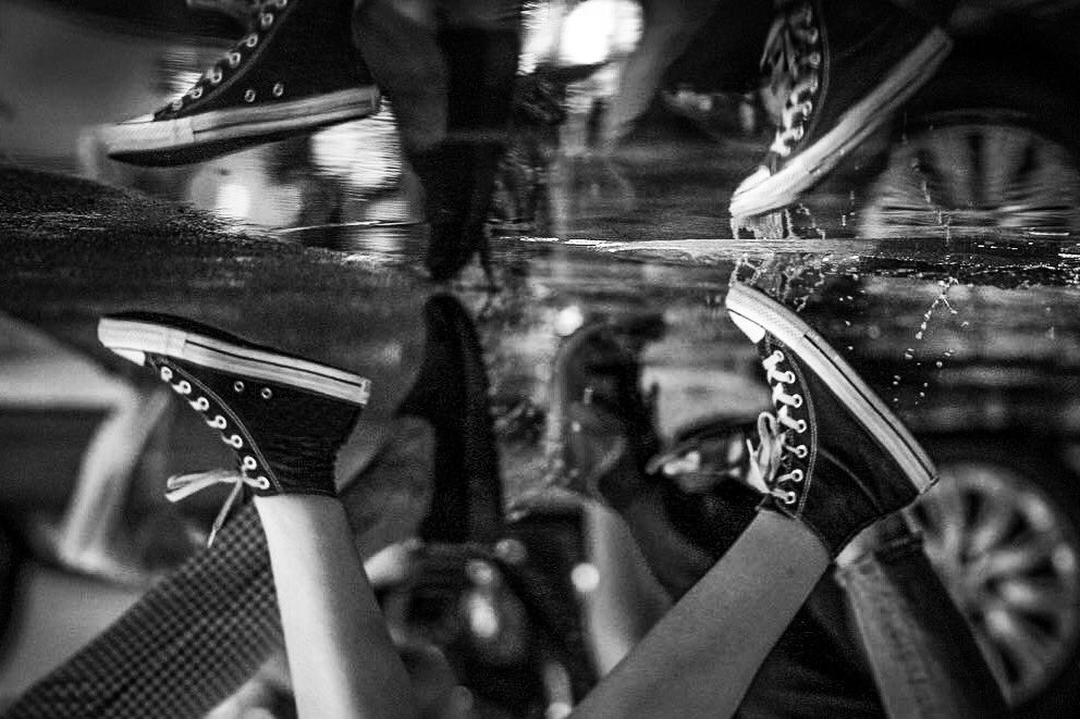 Greatest Kicks 👟 #nyc #sneakers #bw https://t.co/2gPeTZKBaU