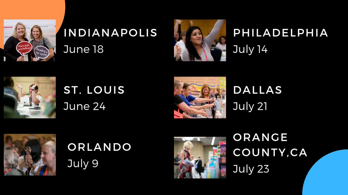 Woohoo! #wilsonsd and #berkscounty teachers and librarians...let's start planning our road trip! ⬇️⬇️⬇️⬇️⬇️🥳🥳🥳