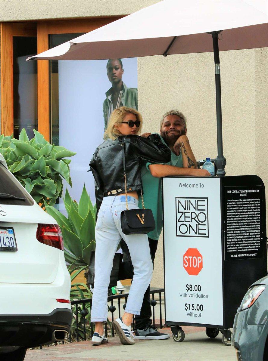RT @dstellamaxwell: JUNE 21: Stella Maxwell at Nine Zero One salon in West Hollywood. https://t.co/A6RqfrAMWL