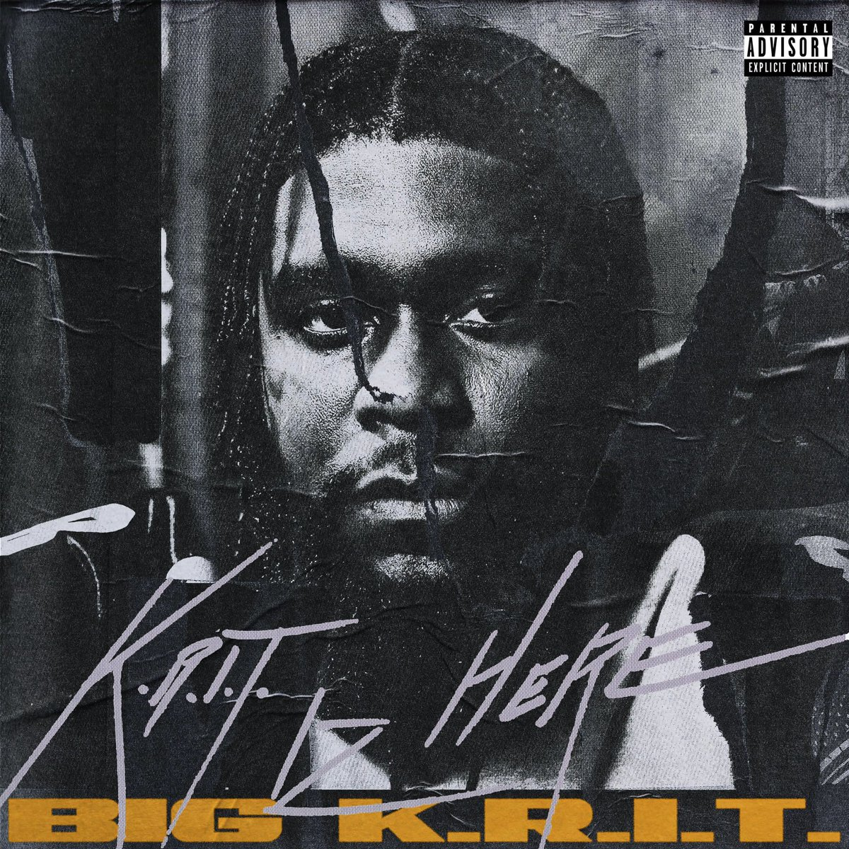 """Big K.R.I.T is releasing his new album """"K.R.I.T IZ HERE"""" on July 12th. 🔥 The album will feature: J Cole Lil Wayne Saweetie Rico Love Yella Beezy Baby Rose Camper Wolfe de Mchls"""