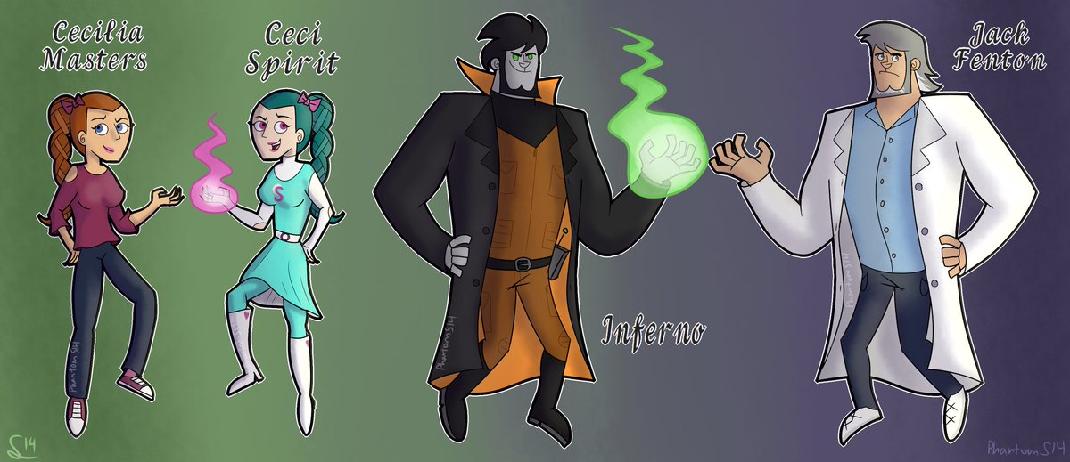 One of the worst episodes of DP in my opinion was Masters of All Time.. there was so much wasted potential... so I made this! xD it's just a lil sneak peak for the upcoming chapter of my fanfic! It should be posted in just a day or two.. hopefully xD #goghostagain #dannyphantom <br>http://pic.twitter.com/c7OwTKtCxB