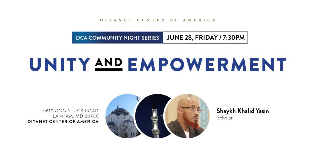 Diyanet America, Al-Madina Institute, Dar Al-Hijrah Islamic Center and 3 others