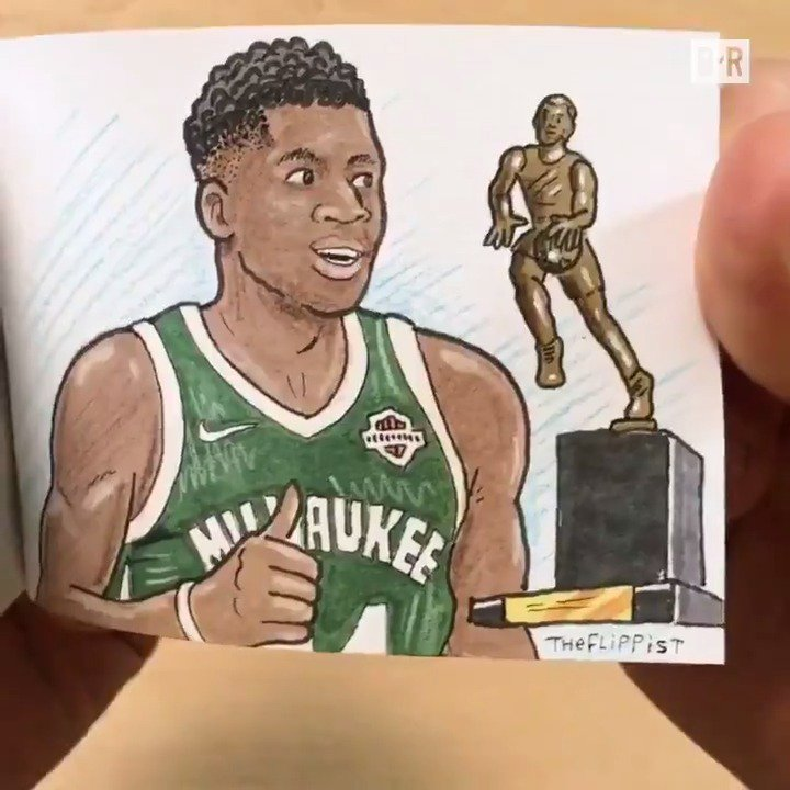From undiscovered gem to NBA MVP. What a journey its been for Giannis 👏