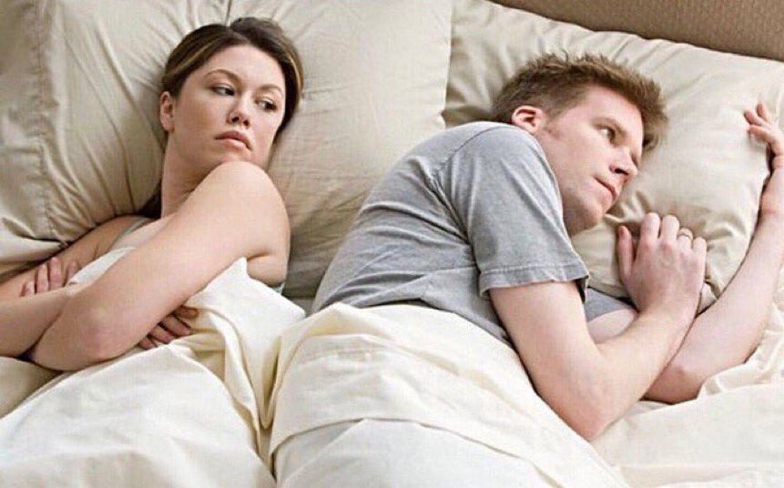 Woman: I bet he's thinking about other women.  Man: Maybe if the #Sabres hold onto Risto, Krueger can finally get him to reach his potential, but on the other hand he might be the only asset available that can land you a bonafide 2nd line Center...