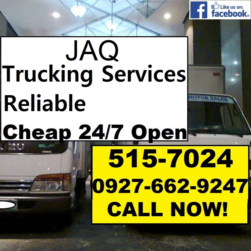 JAQ Trucking Services (@JaqServices) | Twitter