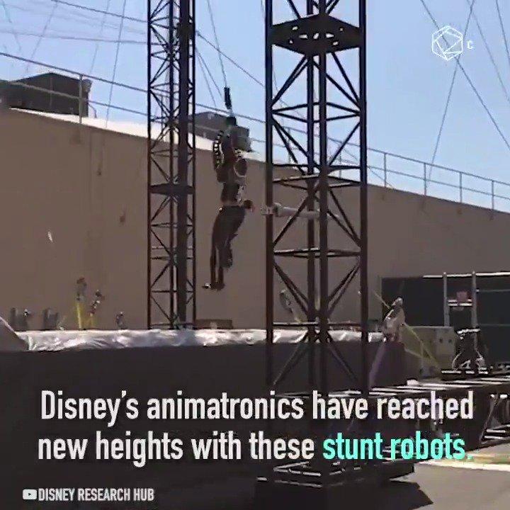 So, Disney was really Skynet... 😬