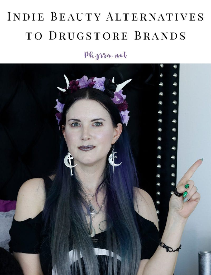 Do you want to get a better value for your dollar? Shop indie! Check out these Indie Makeup Brand Alternatives to Drugstore Brands!  https:// buff.ly/2WCtQ3Q     #makeupAddict #crueltyfree #veganbeauty <br>http://pic.twitter.com/RJTwGPmx0Z