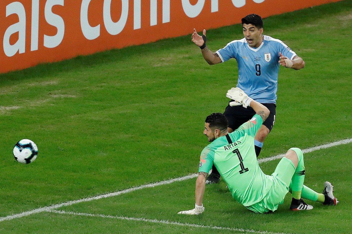 Копа Америка. Уругвай дожал Чили и избежал встречи с Колумбией в четвертьфинале - изображение 2