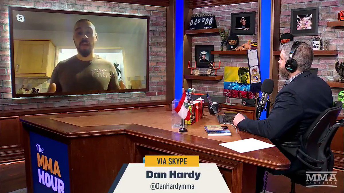 UFC analyst and commentator @DanHardyMMA shares his thoughts on specialization in MMA and what he thinks is the most important foundation in martial arts 🥋🥋🥋  Watch full episode of #theMMAHour: https://youtu.be/jVu3o481jBg