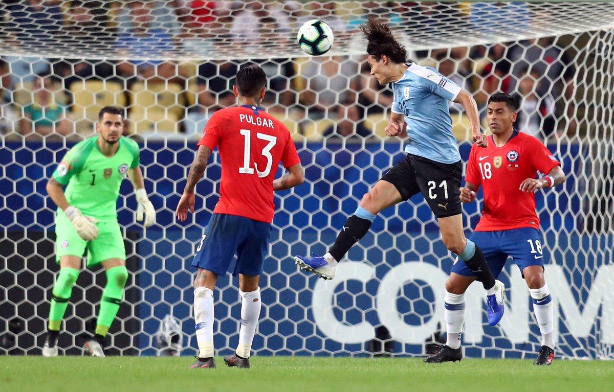 Копа Америка. Уругвай дожал Чили и избежал встречи с Колумбией в четвертьфинале - изображение 3