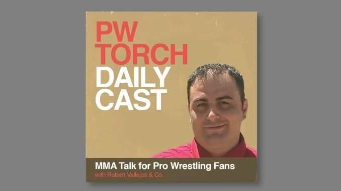 MMA Talk for Pro Wrestling Fans: Vallejos reviews WWE's Stomping Grounds, Monsey joins to discuss #UFCGreenville, #BellatorLondon #Bellator223 more, plus a preview of #UFCMinneapolis (78 min) https://buff.ly/2LeA7vF