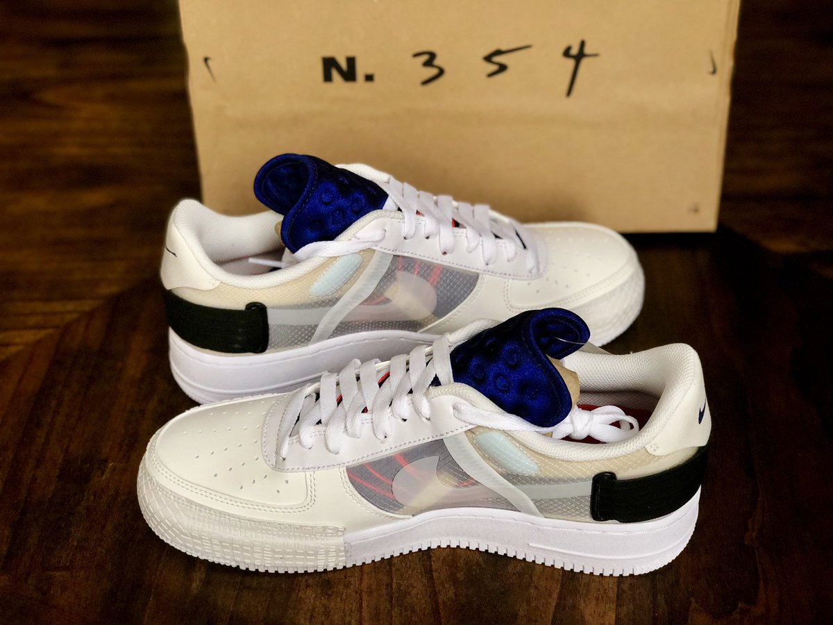 SNKR_TWITR on Twitter: #Mailcall Nike Air Force 1 Type x N