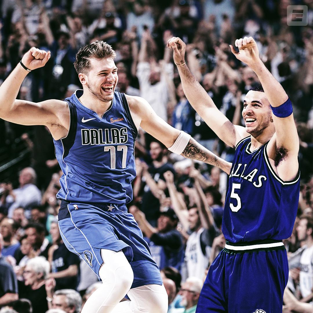 RT @espn: Luka Doncic is Rookie of the Year!  He's the Mavs' first ROY winner since Jason Kidd. https://t.co/m2MxJkmYIs