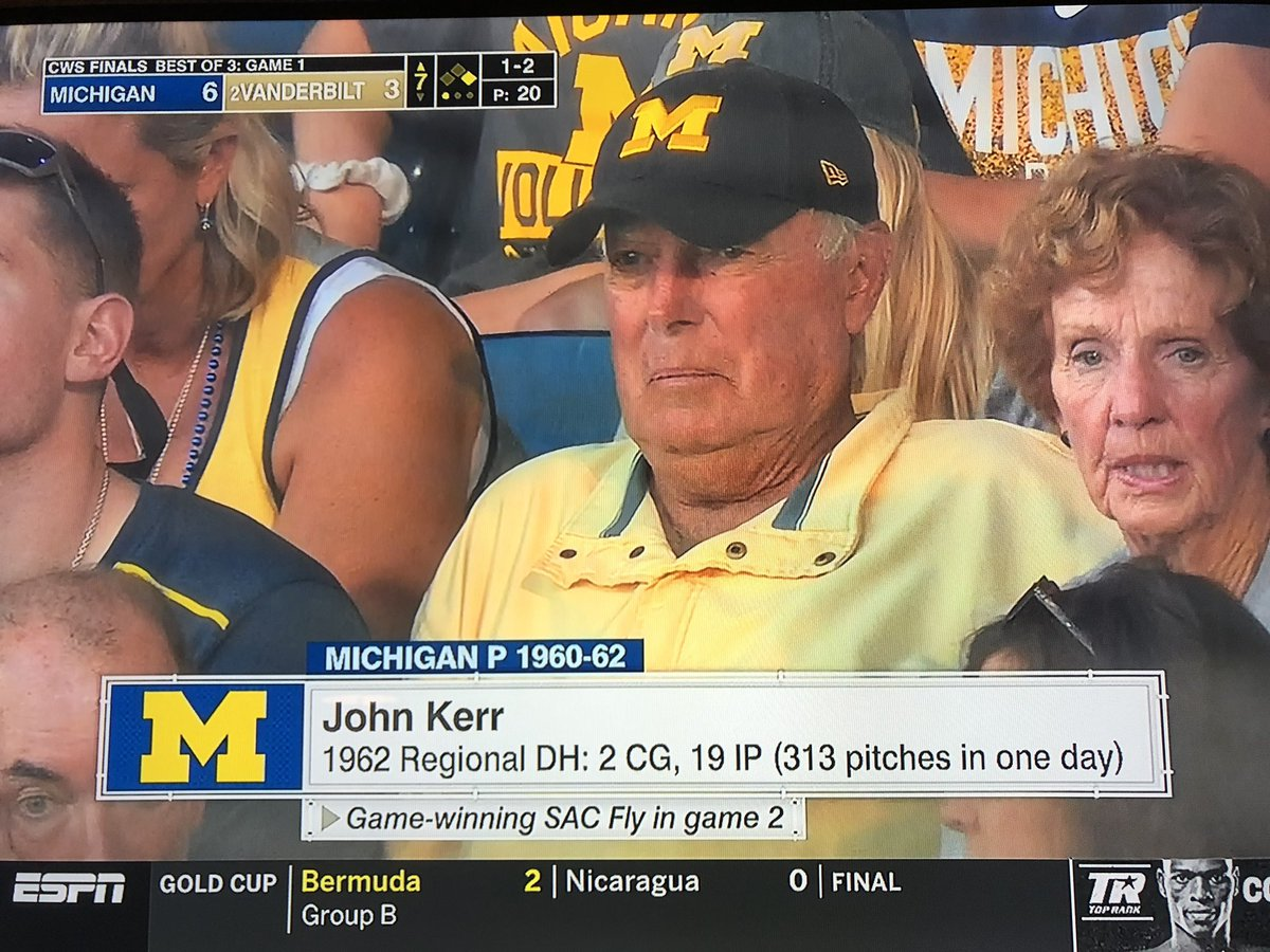 Is this the most Michigan Man-looking Michigan Man who has ever lived?