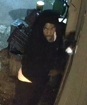 Heres a closer look at the suspects face. The break-in happened Wednesday morning at Tacos 46, off North High School Rd. TIPS? Call 317.246.5357.