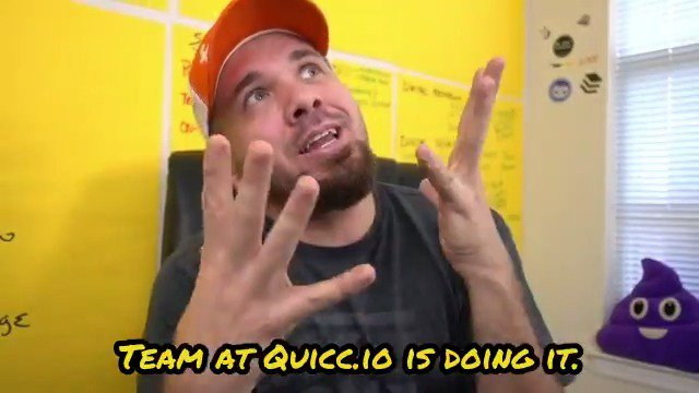 Yes VIDEO is taking over your feeds today but it doesn't mean the video is good or that it will actually capture peoples attention!   I'm seeing massive value in adding captions to capture sound off viewers but add to the story! @Quicc_App  Affiliate link: http://cap.quicc.io/signup?fpr=isocialfanz…
