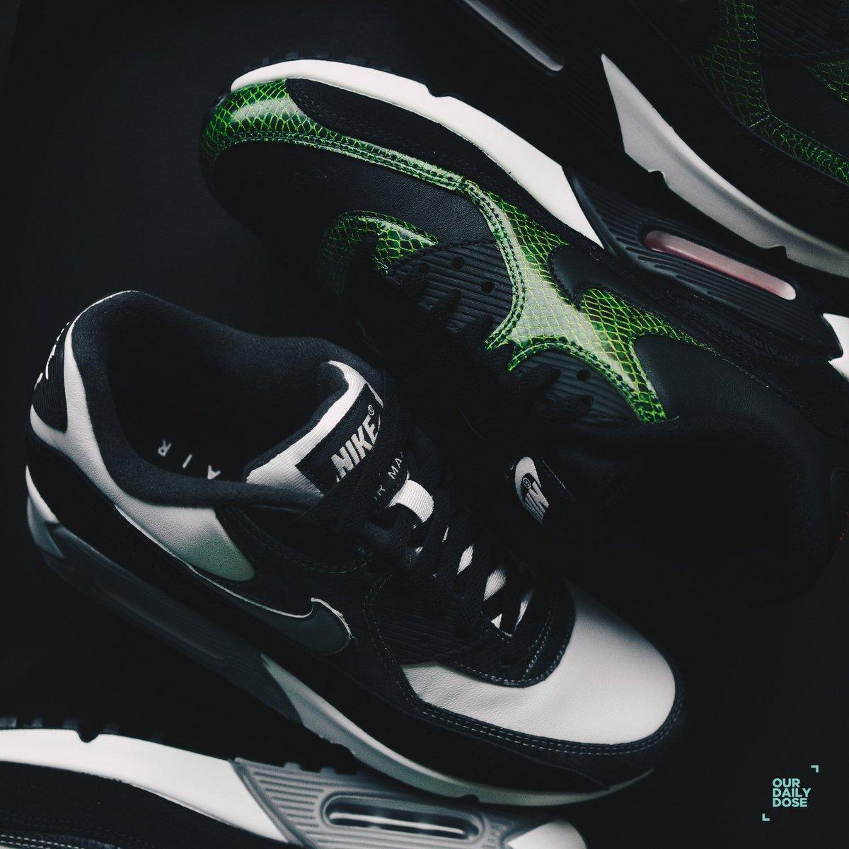 Nike Air Max 90 QS BlackBlack Cyber Fir