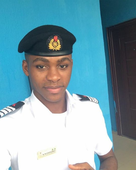 My brother is passing out this week, I need a job for him, he served in Lokoja, Kogi state, he holds distinction in Marine Engineering, flexible, smart young man, a job in Abuja or Lokoja will change his life, kindly RT helper might be on your TL. #TuesdayThoughts<br>http://pic.twitter.com/h1W8Hy1q59