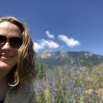 Summertime in the mountains—blue skies, fresh blooms, & busy days filled with beautiful views. #research #ethnobotany #womeninstem #nature #balkans #phdchat #fieldresearch #ethnobotany #botany #drugdiscovery #kosovo