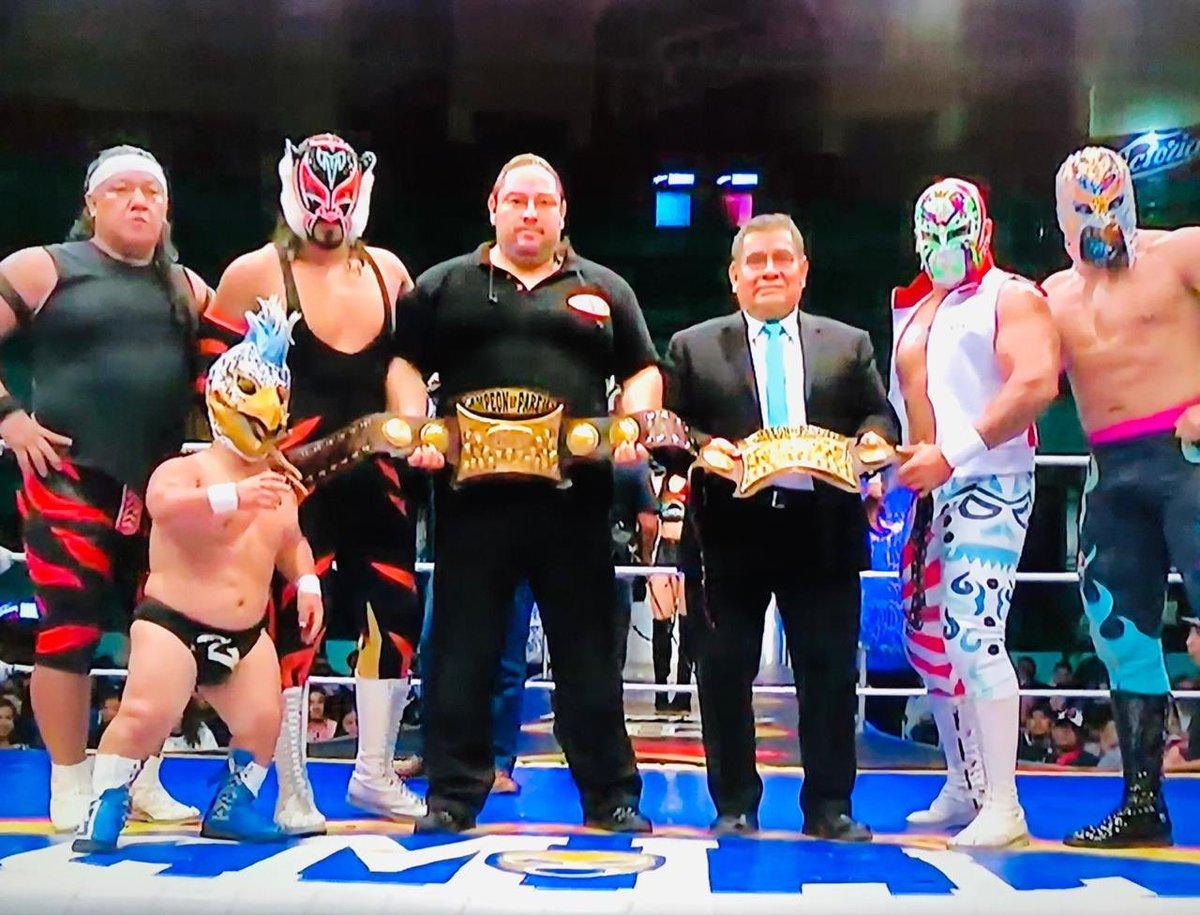 Una mirada semanal al CMLL (Del 20 al 26 junio de 2019) 13