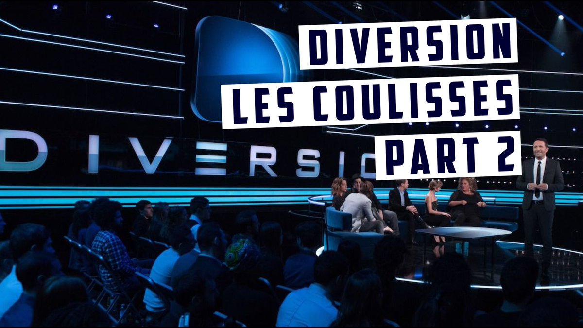 [176/365] DIVERSION, les coulisses (partie 2) !  LA VIDEO : https://youtu.be/rv_C6H2d5tk   #UneVideoParJour #LeMontaliste #DailyVlog #Magicien #Magie #Mentaliste #Illusionniste #Illusion #Diversion #Television #coulisses