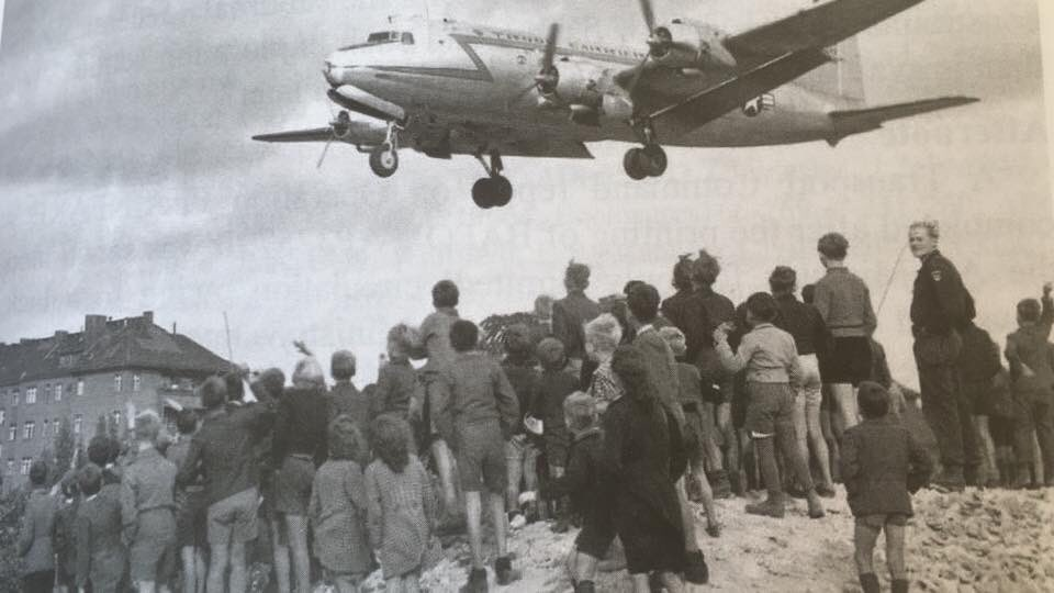 OTD (Yesterday) 1948 the start of the Berlin Blockade; which led to the Berlin Airlift, biggest humanitarian effort undertaken by RAF & USAF at the time, to feed and supply the people of Berlin. 43 Allied & British Commonwealth Personnel were killed. The Blockade ended in 1949.