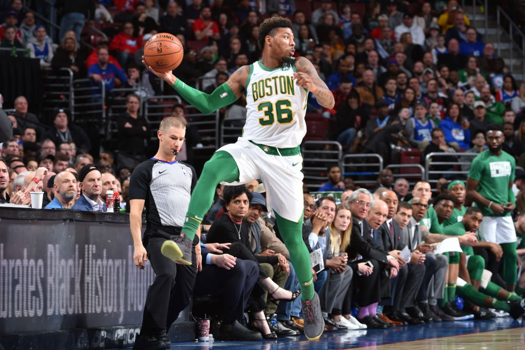 """Smart's outstanding defense goes hand-in-hand with the hustle he shows every time he steps on the court.""  Go inside the numbers of NBA Hustle Award winner Marcus Smart's season: https://stats.nba.com/articles/marcus-smart-wins-2018-19-nba-hustle-award/ …"