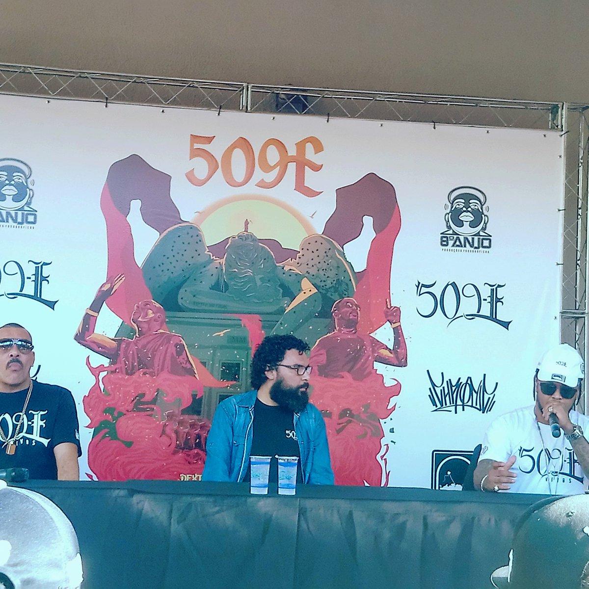 Dexter e Afro-X anunciam retorno do 509-E, para primeira turnê em liberdade e celebração do legado