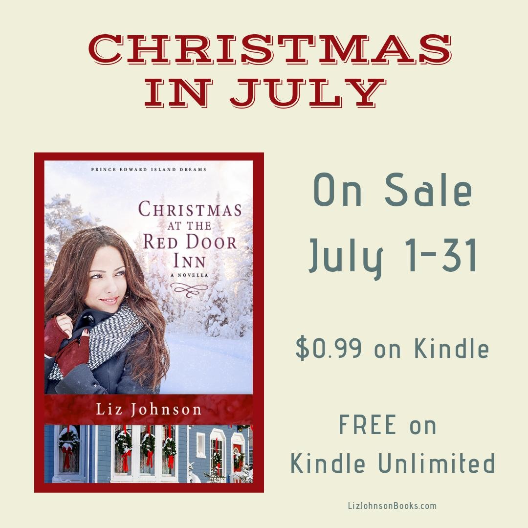 test Twitter Media - How are you celebrating #ChristmasinJuly? I'm celebrating with a sale on Christmas at the Red Door Inn! https://t.co/o3um9C448x