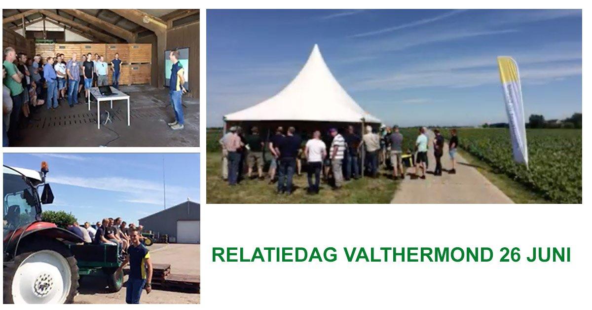 Het zonnetje straalt morgen tijdens onze Relatiedag in Valthermond 😎 Kom je langs?  👩🌾👨🌾  We starten om 08.00 uur!  http://bit.ly/2Xs4Njw