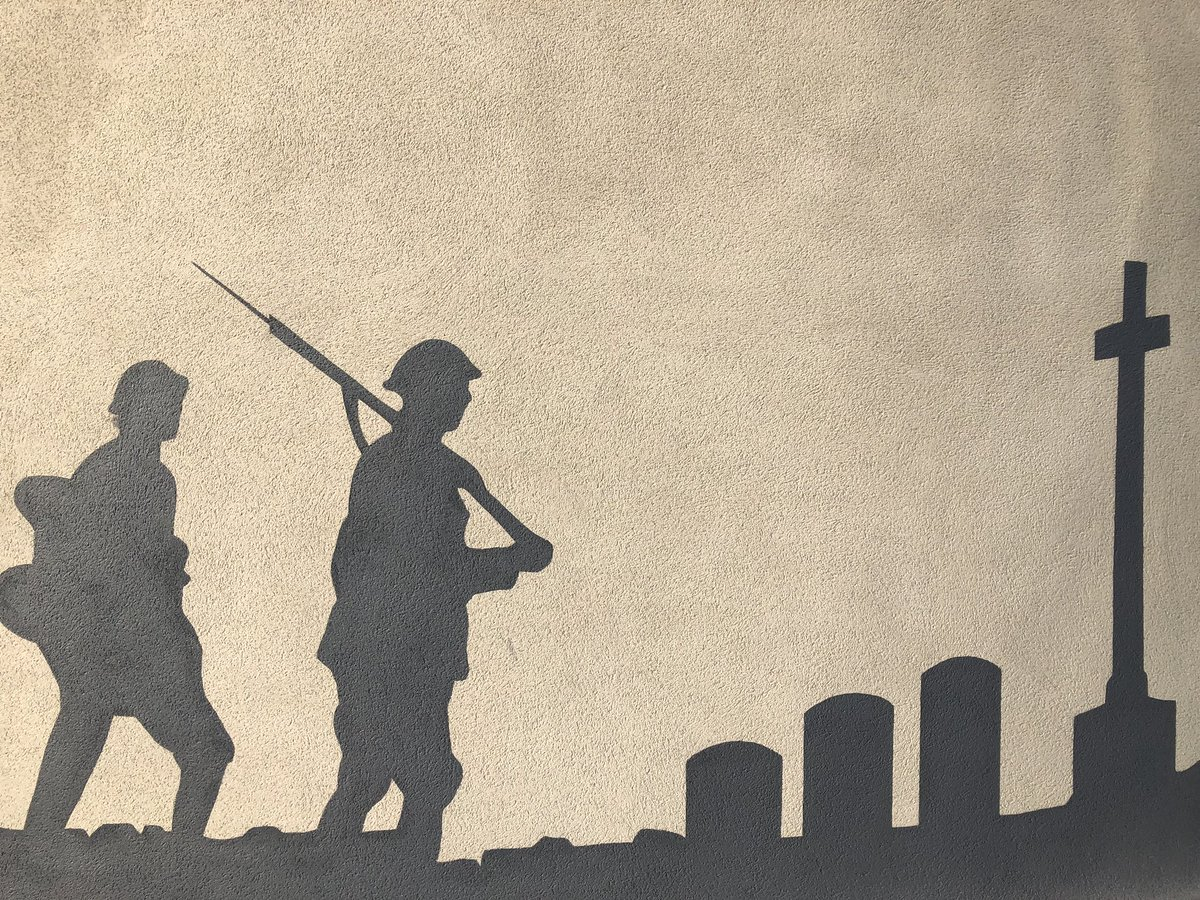I'm really struck by the ongoing work by @CWGC to discover our our fallen war hero's. A centre opens today in Arras to reveal the painstaking work of identifying those who died in battle. @PoppyLegion @GMB