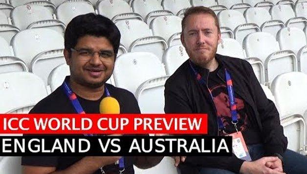 England face stiff Australia test at Lord's