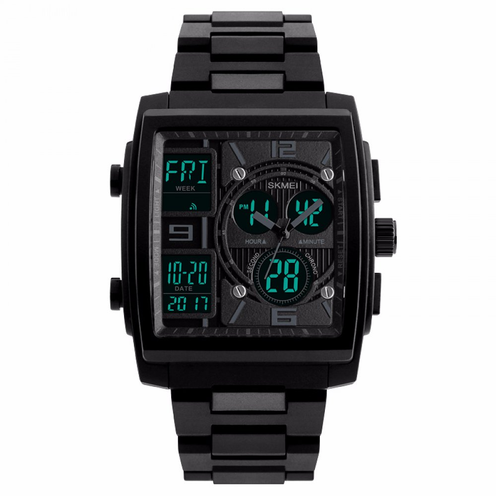 #street #casual Digital Sports Watches With Dual Display for Men https://t.co/kchcZ0PWMI