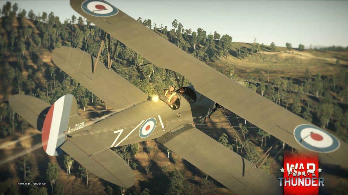 "War Thunder_Japan on Twitter: ""約92年前、#Polikarpov ..."
