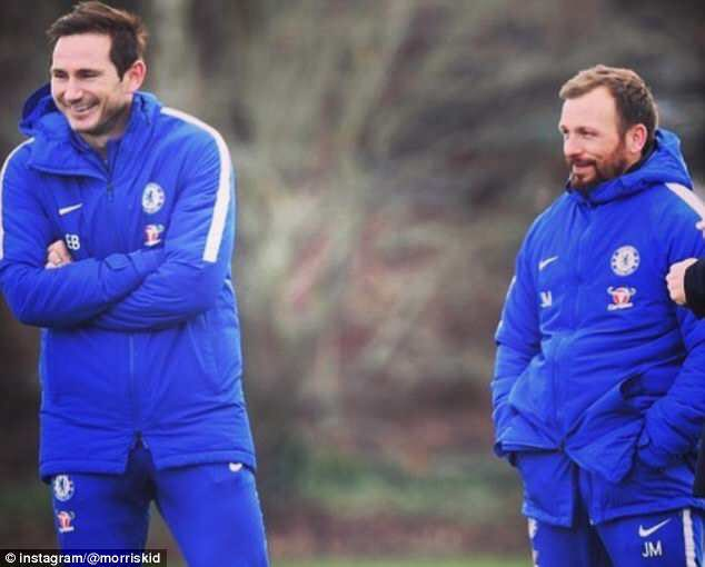Frank Lampard will take assistant Jody Morris and fitness coach Chris Jones with him to Stamford Bridge, with Academy coach Joe Edwards expected to be promoted to the first-team coaching staff. - Telegraph